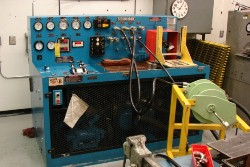 Hydraulic Test Bench--Schroeder model HTB-100E