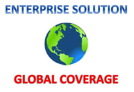 Enterprise Solution Global Coverage